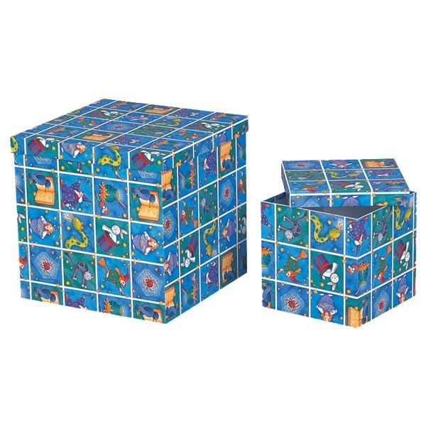 Box-in-the-box - 4- in -1 - Abracadabra