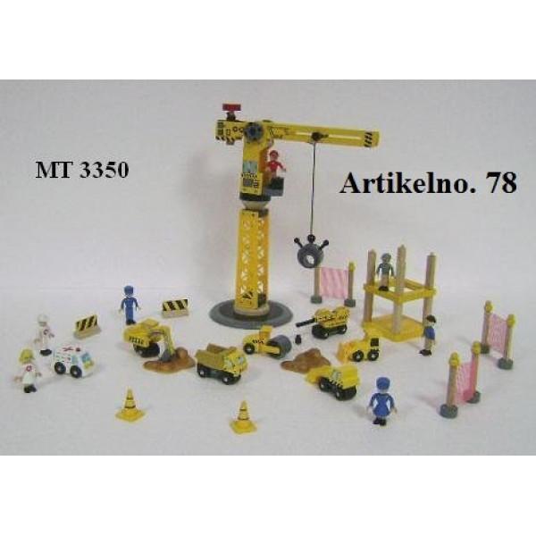 Constructie set kraan mentarie