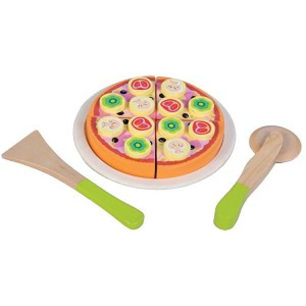 "Snijset - Pizza ""Funghi"" groente"