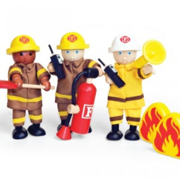 Brandweermannen merk Pintoy