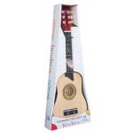 gitaar de luxe - nature l- GRATIS VERZENDING