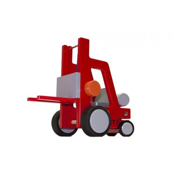 New Classic Toys - Speelgoed Heftruck - Haven Lijn