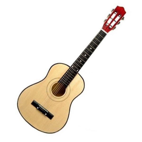 gitaar - Naturel