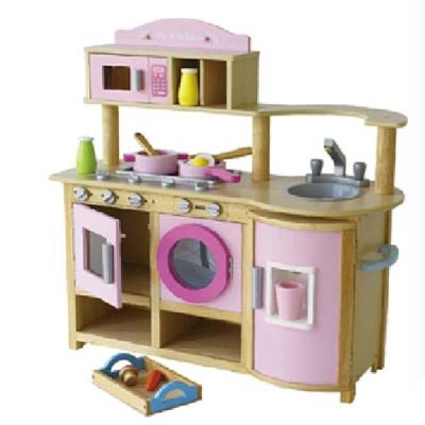 Keuken blank inclusief accessoires - GRATIS VERZENDING