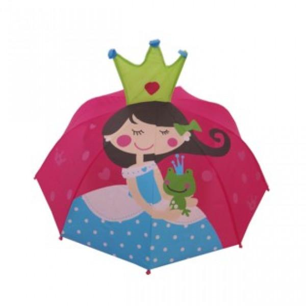 Kinderparaplu - Prinses en Kikker