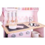 modern - elektrische kookplaat - roze   GRATIS VERZENDING