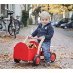 Bakfiets  rood - new classic toys