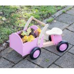 Bakfiets  roze- new classic toys