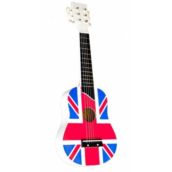 gitaar Vlag UK - GRATIS VERZENDING