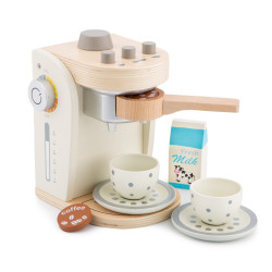 Koffiezetter NEW CLASSIC TOYS - wit