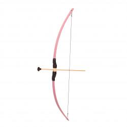 Pijl en boog rose lengte 100 cm