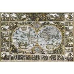 poster Magna Carta Mundi 91.5 x 61 cm