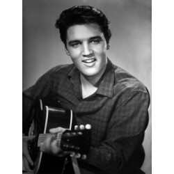 poster Elvis Presley Love Me Tender poster 61 x 91.5 cm.