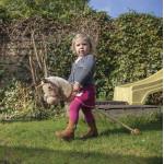 Stokpaard - Ribcord  - new classic toys