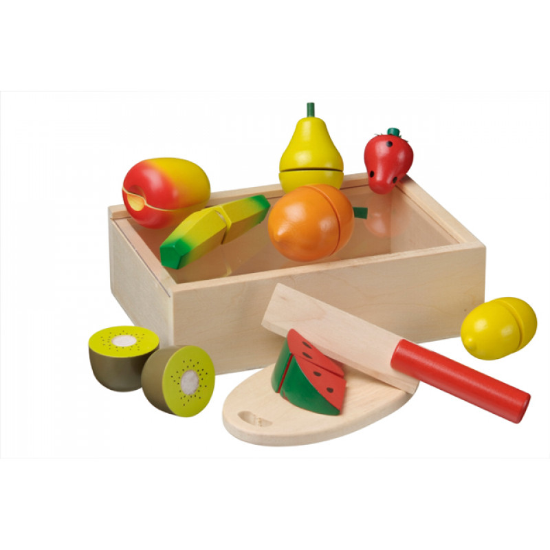 0077bc29b17b5a New Classic Toys - Snijset - Fruit Box