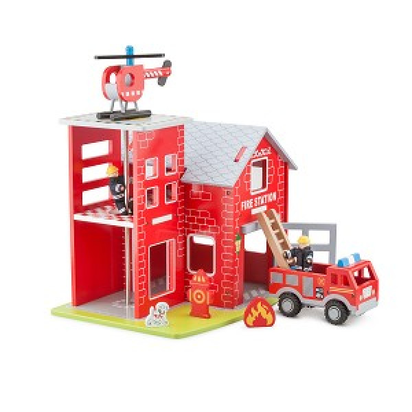 Brandweer Brandweerkazerne new classic toys