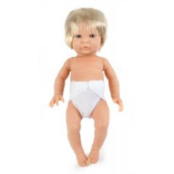 Baby Pop  Baby Jongen 34 cm