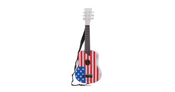 gitaar Vlag USA new classic toys