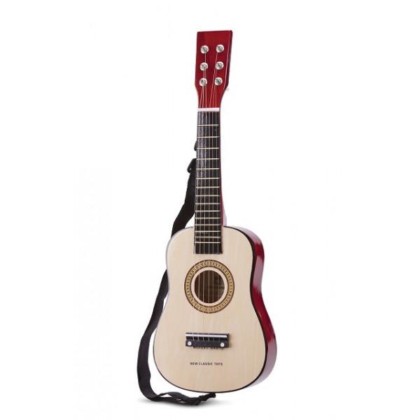 gitaar  - naturel  - GRATIS VERZENDING