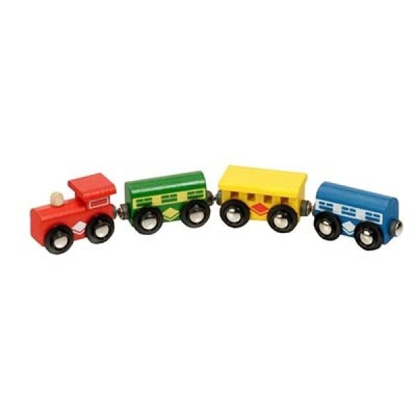 Trein 4-delig standaard