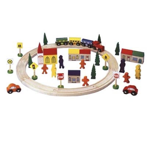 Treinset Mentari MR 6101