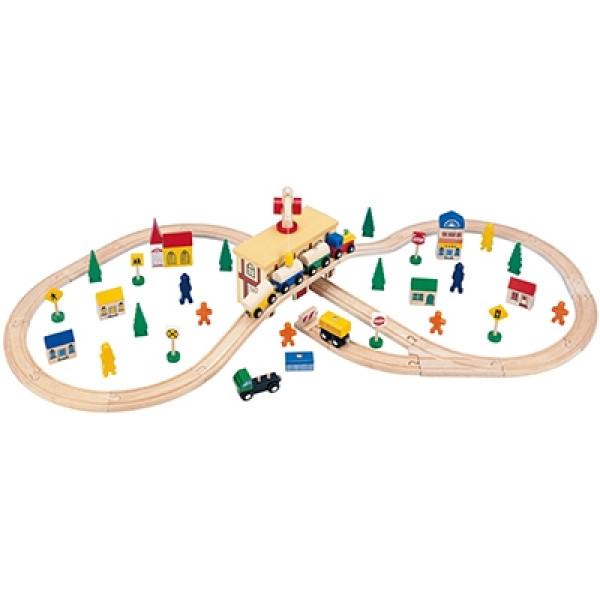 Treinset Mentari 71 dlg - MR 6115