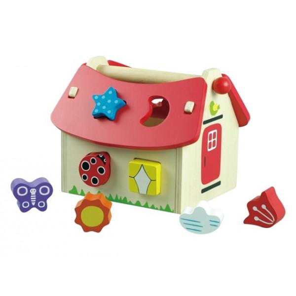 Vormenhuis New Classic Toys
