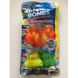 5 Zakken Waterballonnen zelfsluitend - Water bombs | 70 stuks per zak