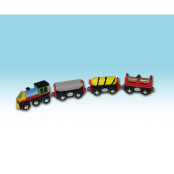 Trein - goederen